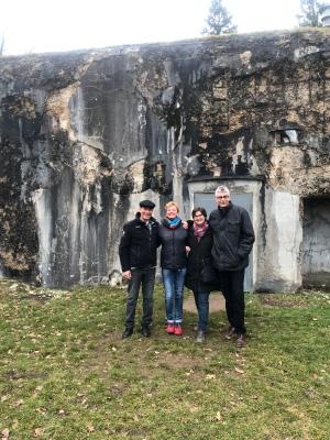 Mutzig im Elsass mit Anja und Klaus Rathmer